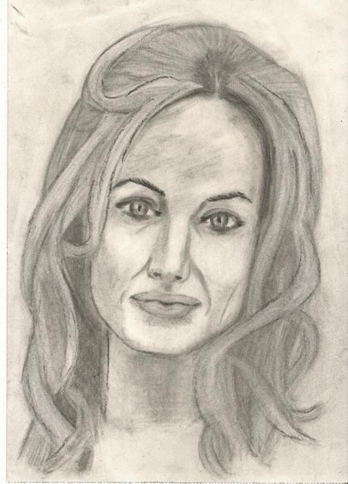 Angelina Jolie por tyfus88